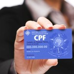 Receita disponibilizará serviço online para atualização de dados do CPF